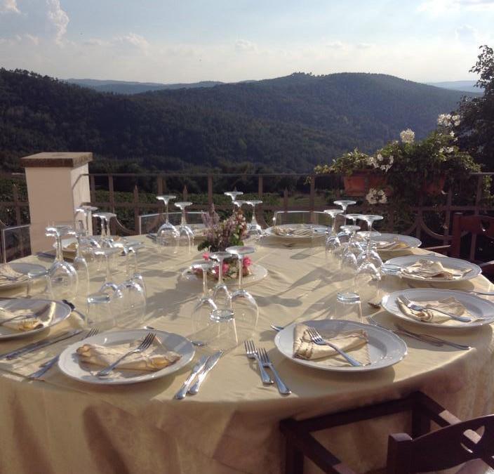 Wedding in a Fattoria in Chianti Tuscany