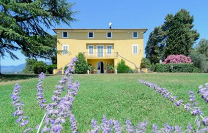 Villa Wedding in San Martino in Colle, Tuscany