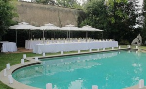 Wedding at Villa in Vorno