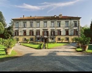 Wedding at Villa near Lucca