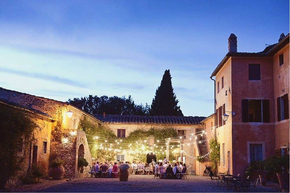 Large Villa for Weddings in Tuscany