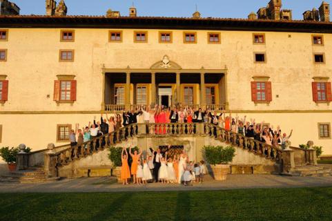 Di Vinchi Wedding Villa Tuscany