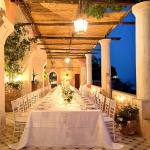 wedding villa, positano, italy