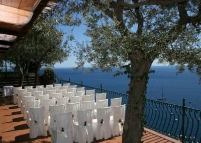 Wedding Venue 1, Positano, Amalfi Coast, Italy