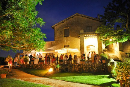 Countryside Wedding Venue near Rome