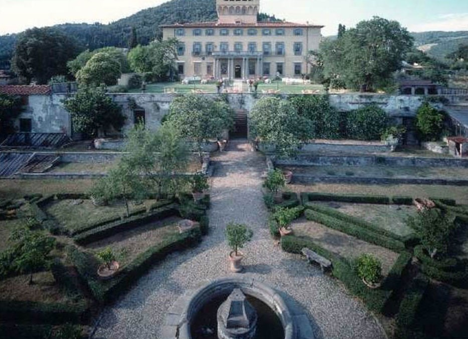 Luxury Villa in Florence Wedding for 100 (2015)