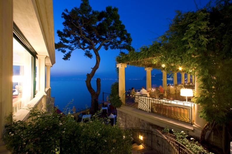 Sorrento Wedding Seaview Hotel