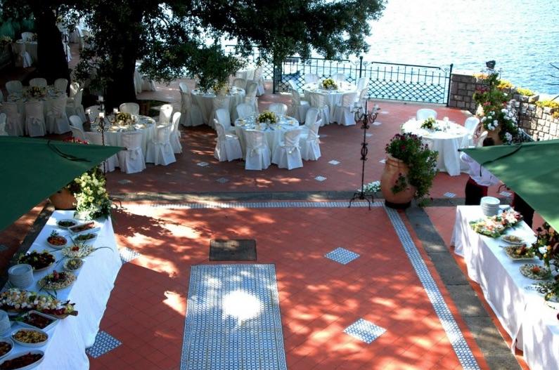 Wedding at Bay View Villa Sorrento