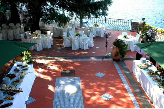 Wedding Villa in Sorrento with Seaview