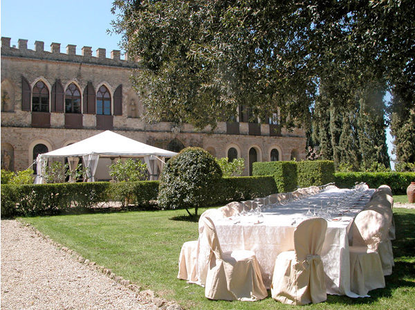 english wedding planner in italy irish wedding villa tuscany2