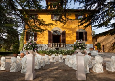 Wedding Villa in Tuscany T5