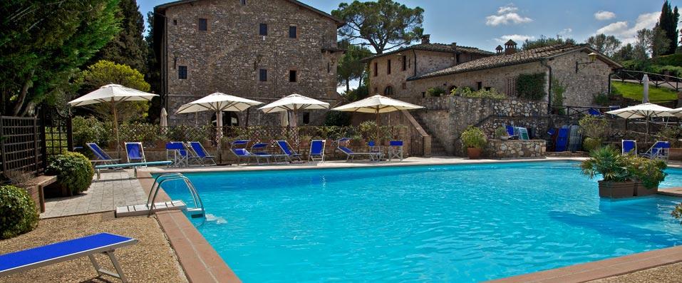 Wedding Villa With Outdoor Civil Ceremony, Tuscany, Italy