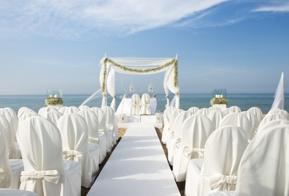 Sample Plan for Exclusive Beach Wedding in Puglia