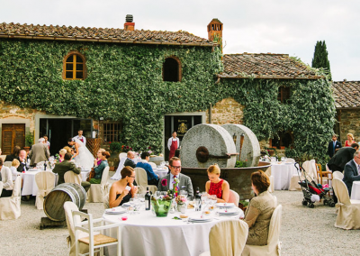 Wedding Venue in Chianti Tuscany T20