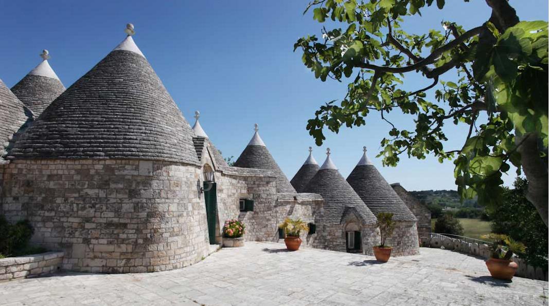 Fairytale Wedding venue in Puglia