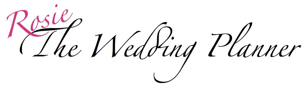 Rosie The Wedding Planner