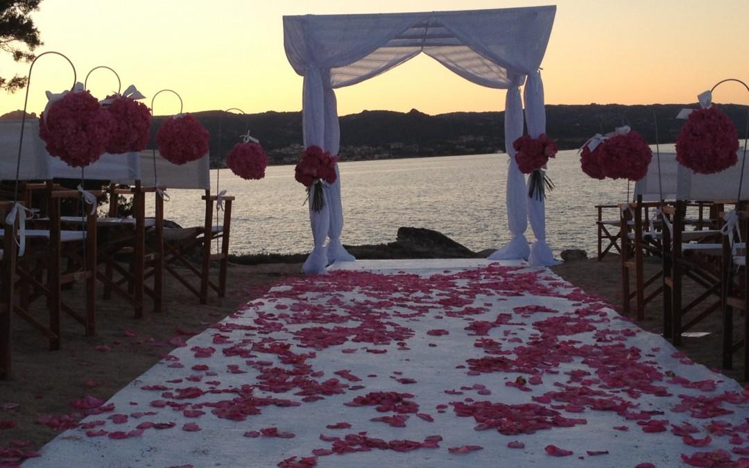 Wedding Villas with Private Beach, Sardinia, Italy