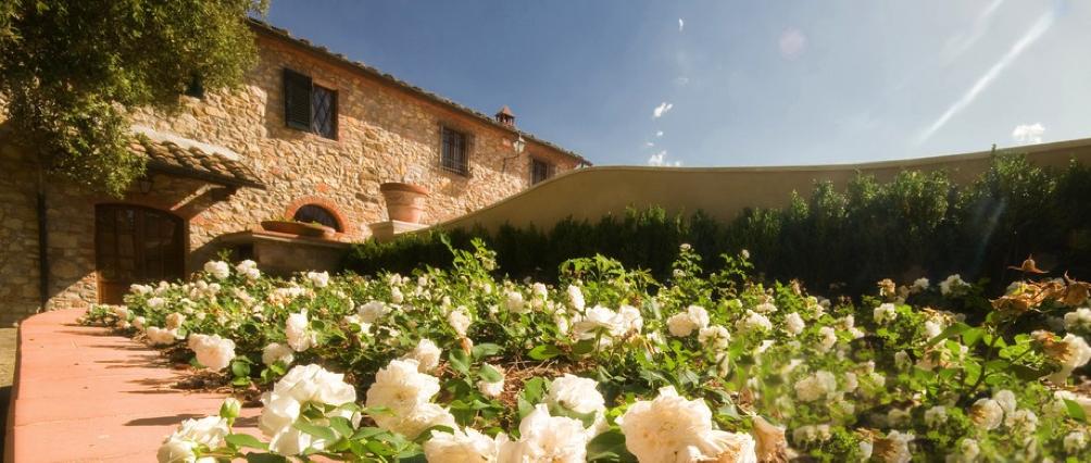 Gorgeous Wedding villa near Florence