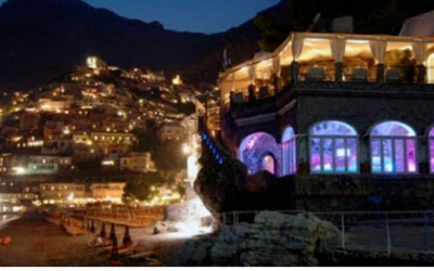 Catholic Wedding in Positano with late night party! (AC2)