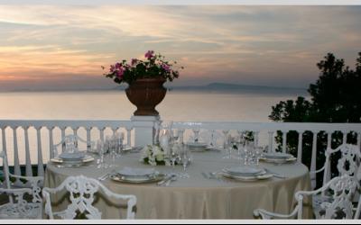 AC 7 Wedding Villa in Sorrento
