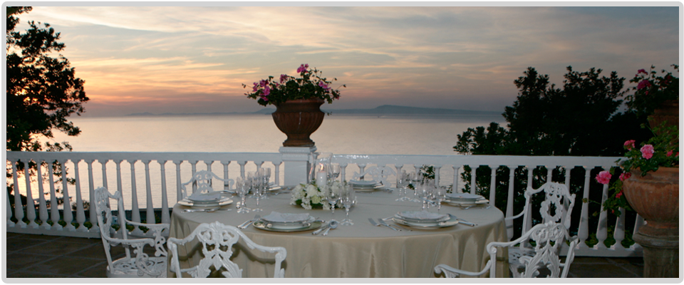 AC 7 Wedding Villa in Sorrento