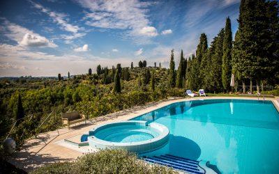 Wedding Villa in Tuscan Hills
