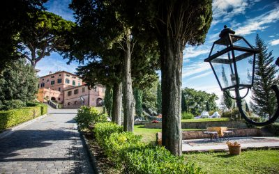 Wedding venue for 65 near Pisa