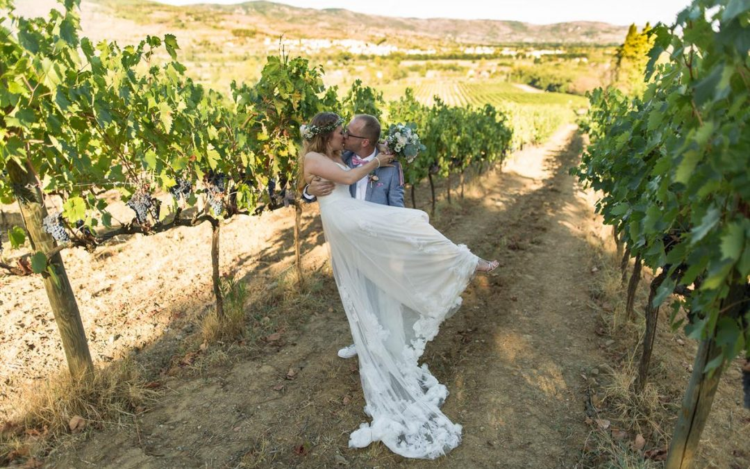 Olive Grove Wedding for 20 guests in Tuscany