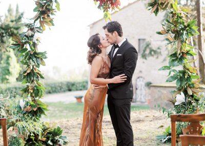 wedding in tuscany italy rosie dogana