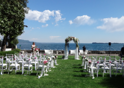 castle wedding in Italy lake garda 3