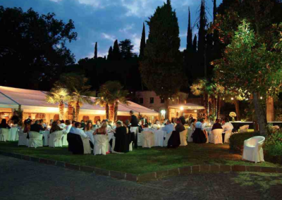 castle wedding in Italy lake garda 6