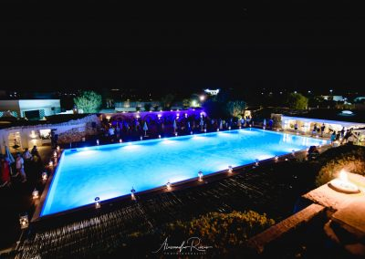 beach wedding venue in puglia with pool