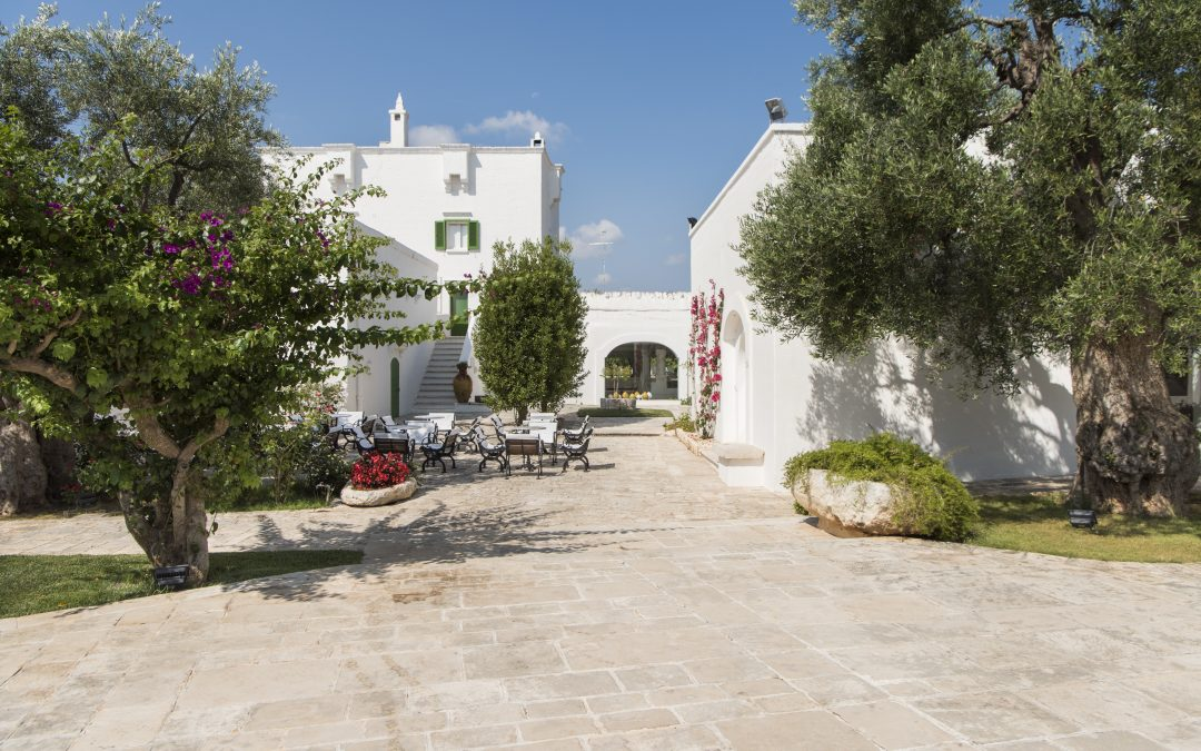 T14 Masseria Near Beach for Wedding
