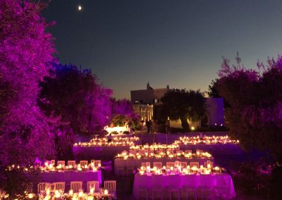 wedding venue in puglia outdoors