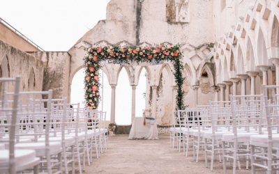 What is the price of a Wedding on Amalfi for 100 guests?