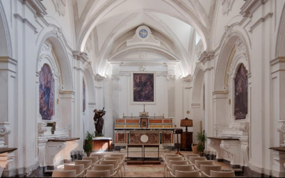 Catholic Church Wedding 60-70 guests Amalfi