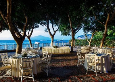 outdoor wedding by sea Italy AC9
