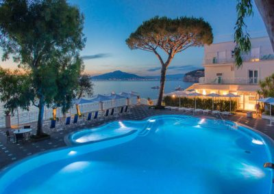 seaview venue in Italy Sorrento Amalfi Coast with pool AC9