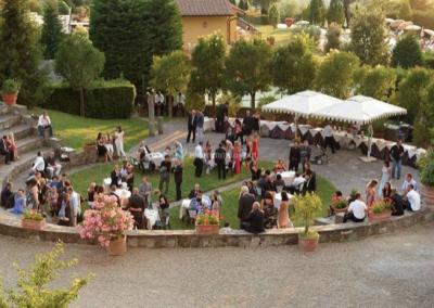 T36 Fattoria wedding near florence